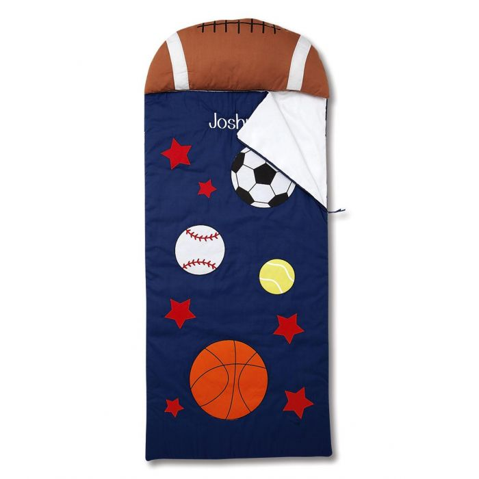 Sports Sleeping Bag  with Detachable Pillow