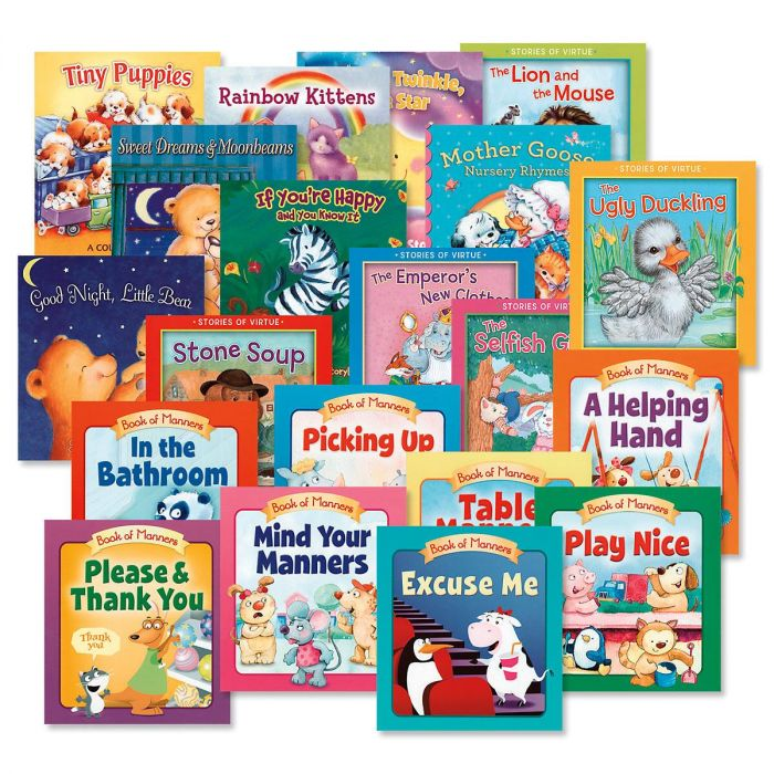 Totable Storybook Starter Library
