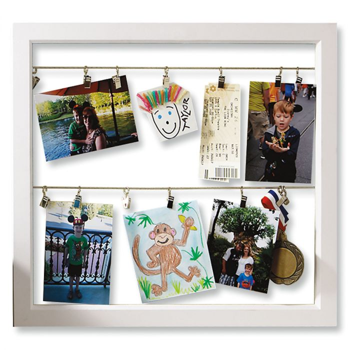 Clip Photo Frame