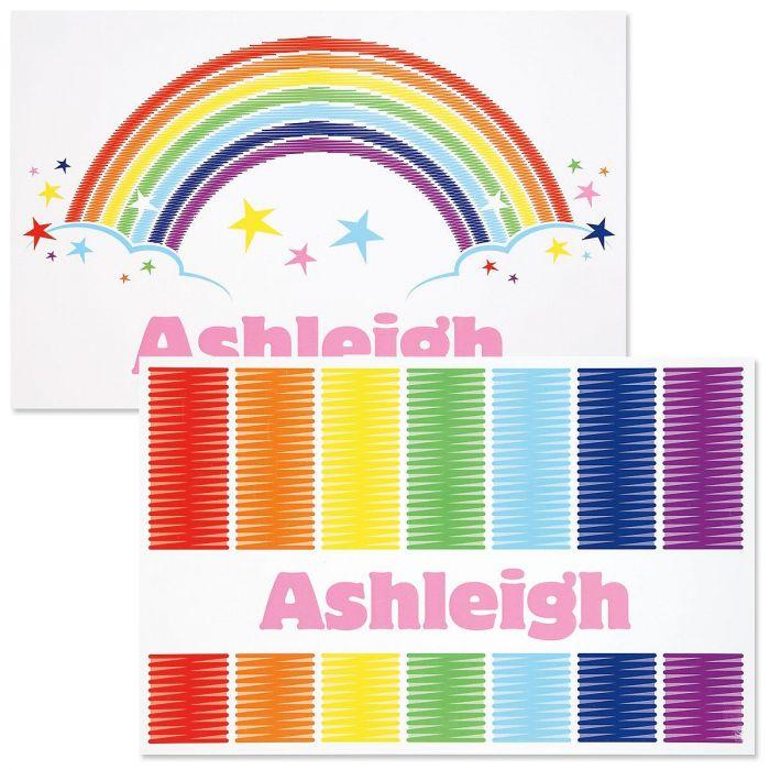 Rainbow Placemat