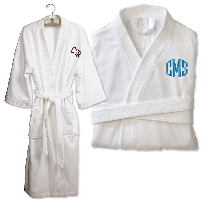 Personalized Unisex Robes