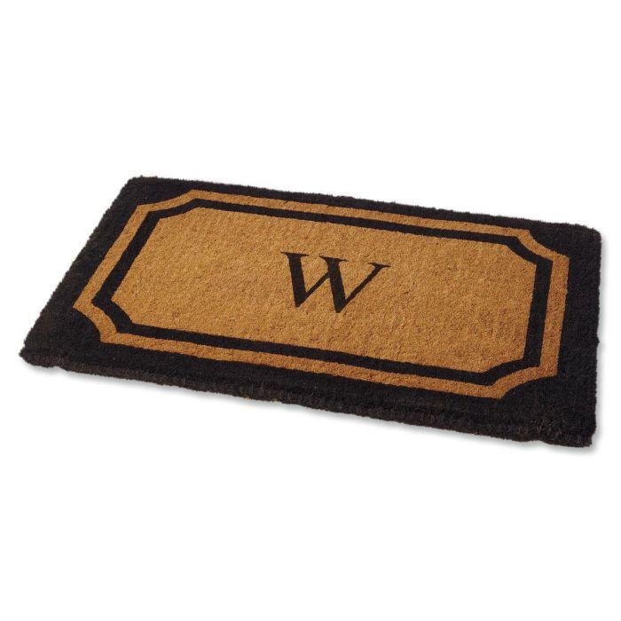 Imperial Wilkinson Personalized Coco Doormat