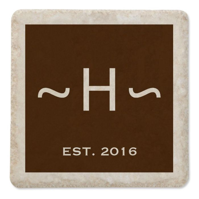 Initials with Established Coasters