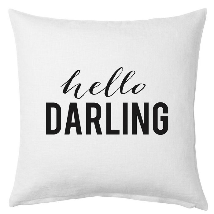Darling Personalized Pillow