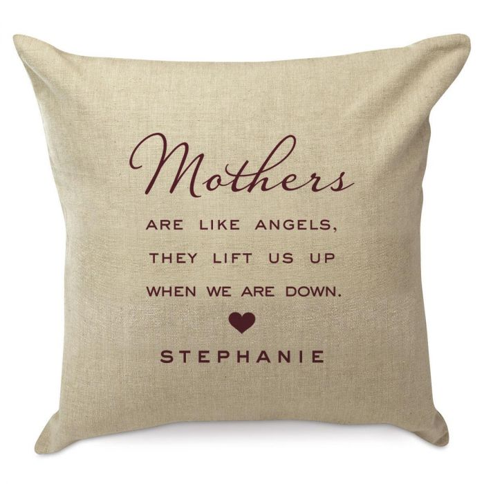 Mother Personalized Pillow