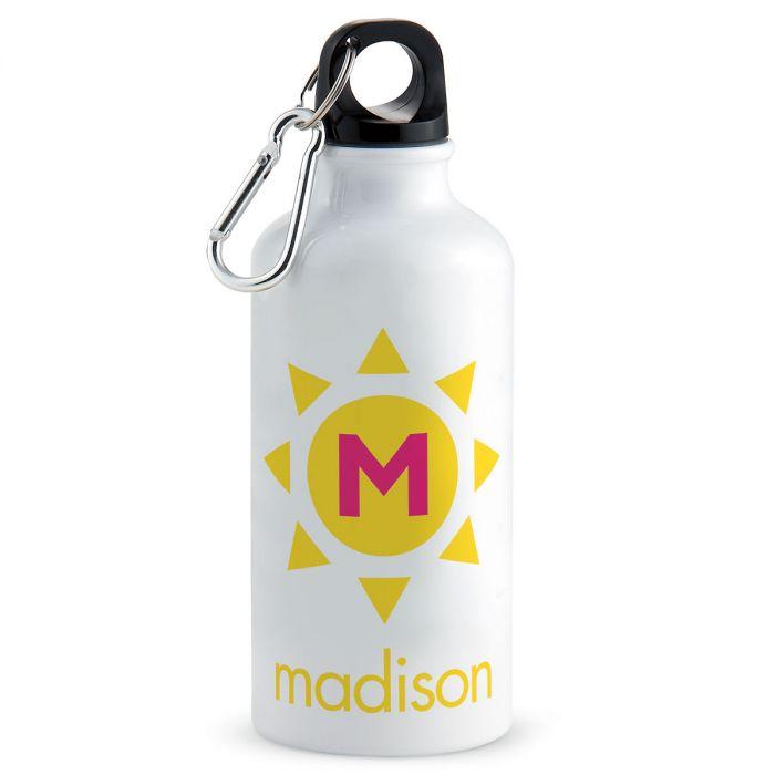 Personalized Sun Water Bottle