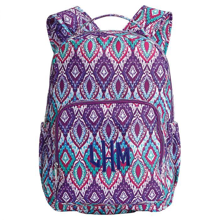 Multi-Diamond Backpack