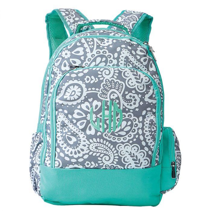 Parker Backpack - Name