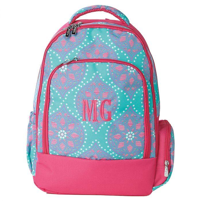 Marlee Backpack - Monogram