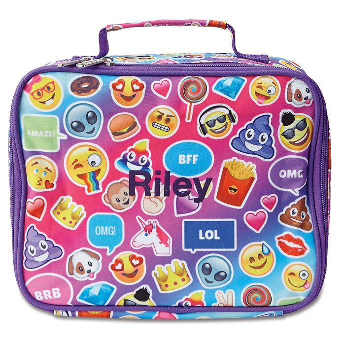 Emojicon Funk Lunch Bag