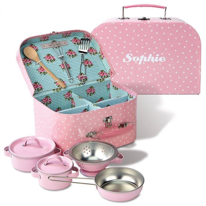 Personalized Cooking Box Set