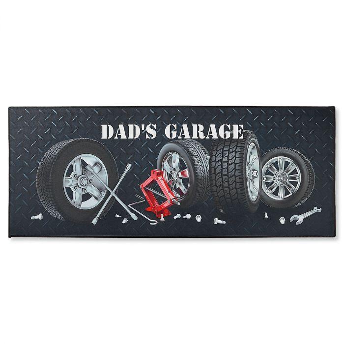Garage Double Width Personalized Doormat ...