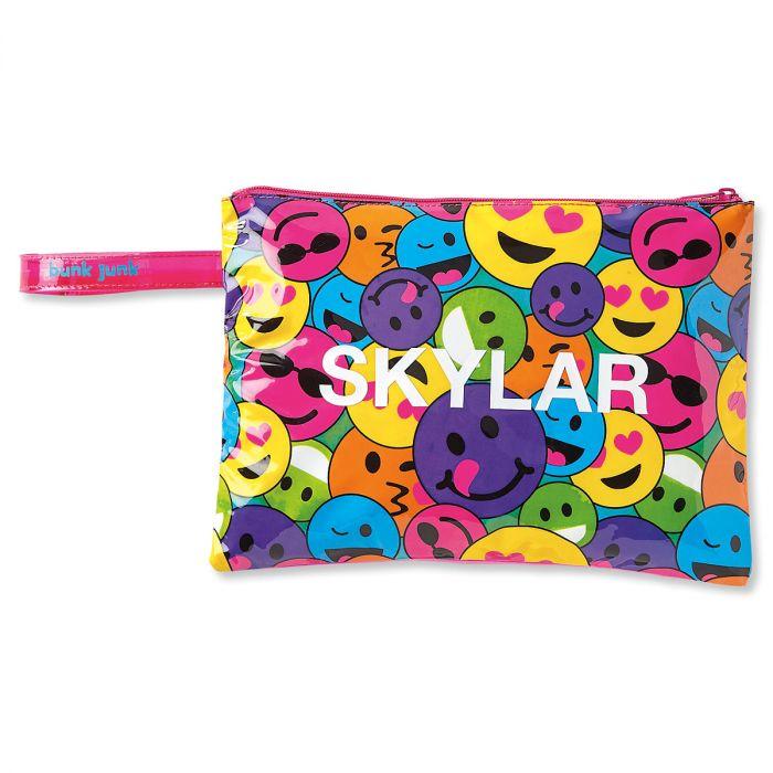 Personalized Rainbow Emoji Wet/Dry Bag