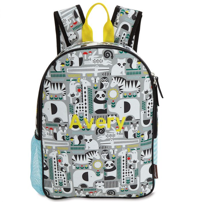Personalized  Animals Backpack