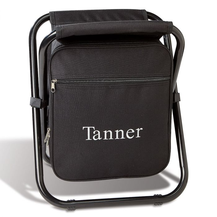 Personalized Backpack Cooler Seat