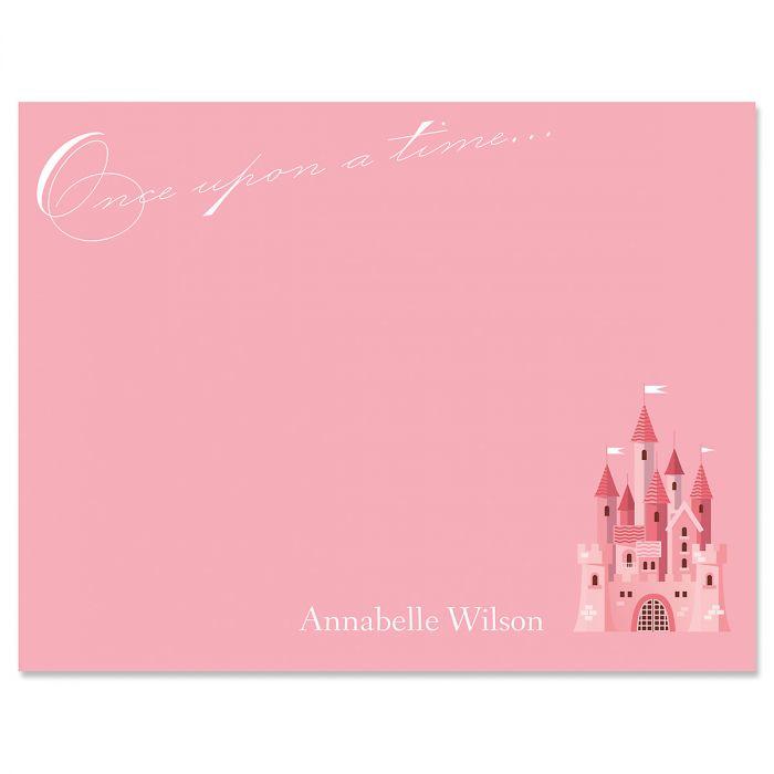 Fantasy Castle Correspondence Cards