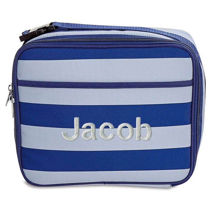 Personalized Greyson Lunch Bag