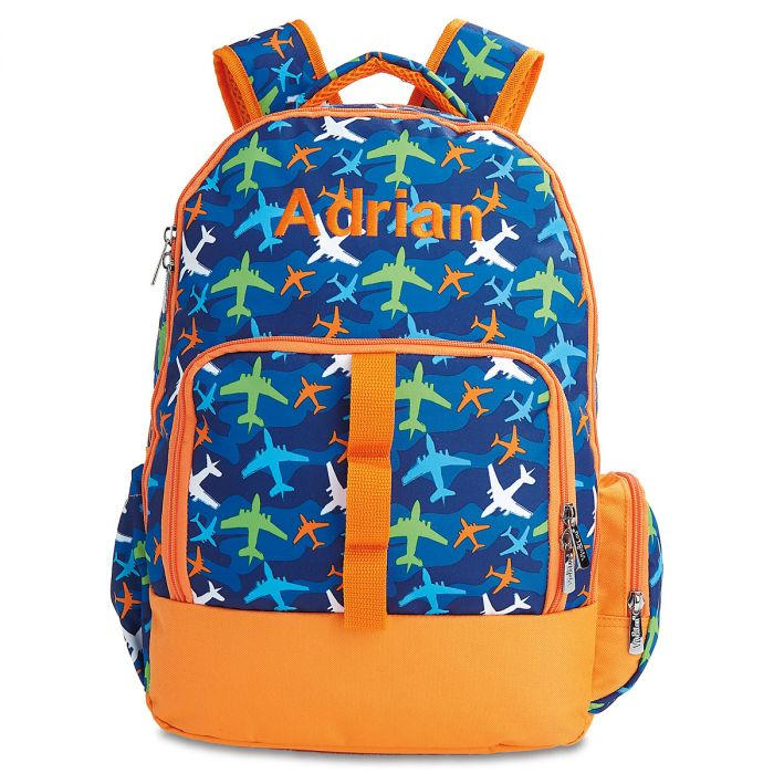 Personalized Take Flight Backpack