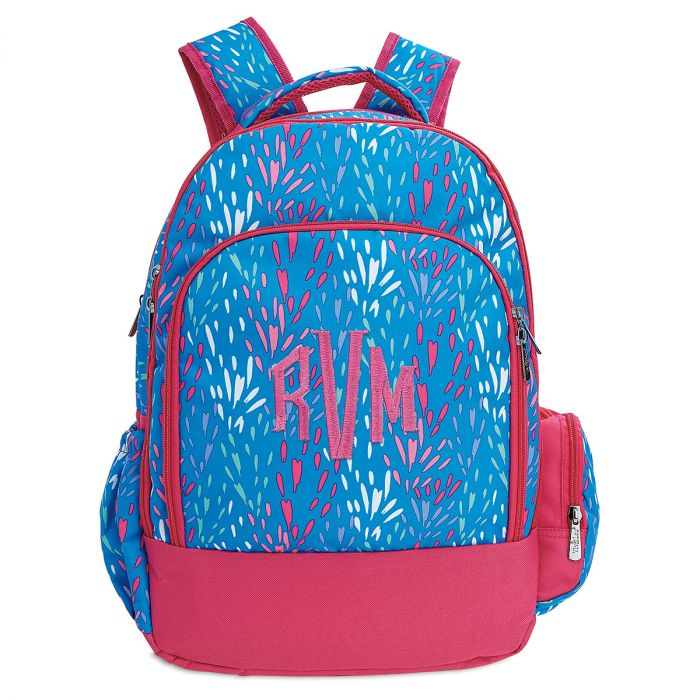 Personalized Sparktacular Backpack - Monogram