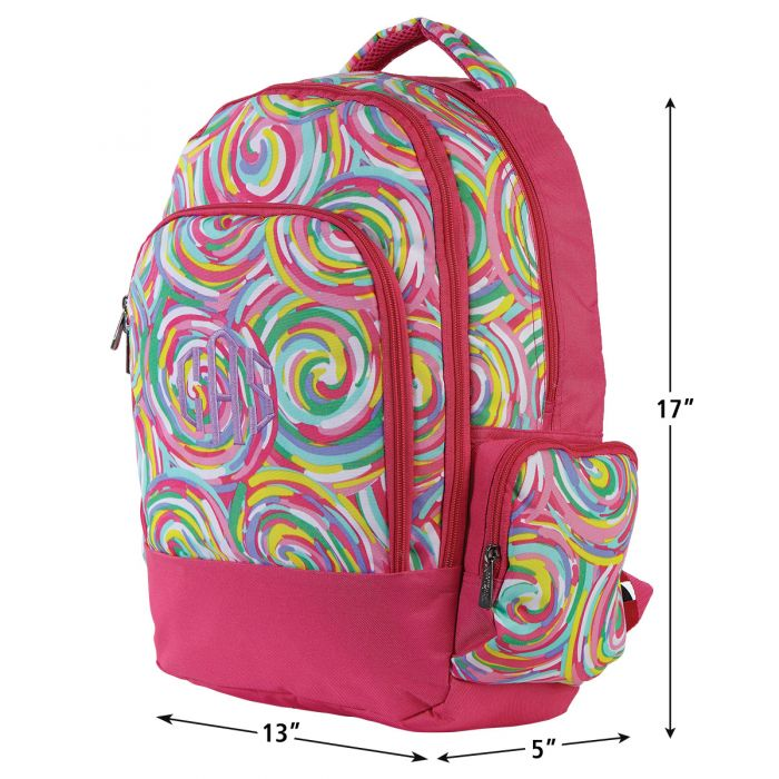 Personalized Sorbet Backpack