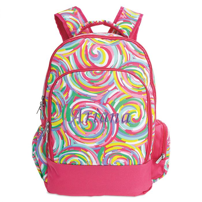 Personalized Sorbet Backpack – Name