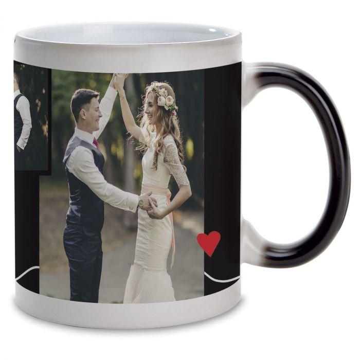 Love Ceramic Photo Mug