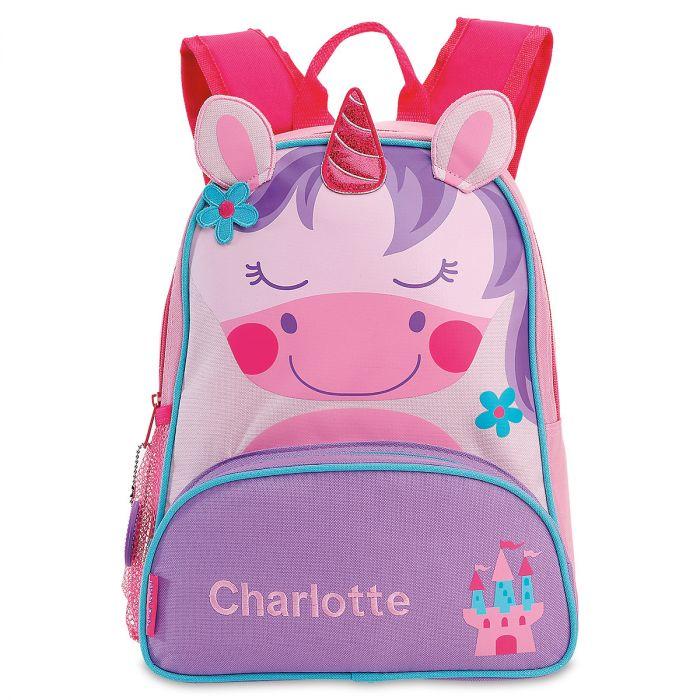 Personalized Unicorn Backpack by Stephen Joseph®