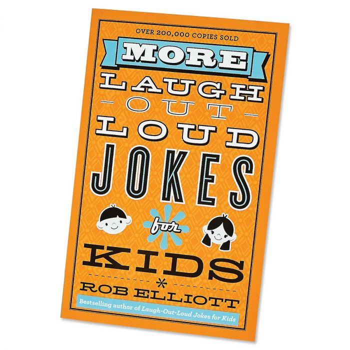More Laugh Out Loud Jokes Book
