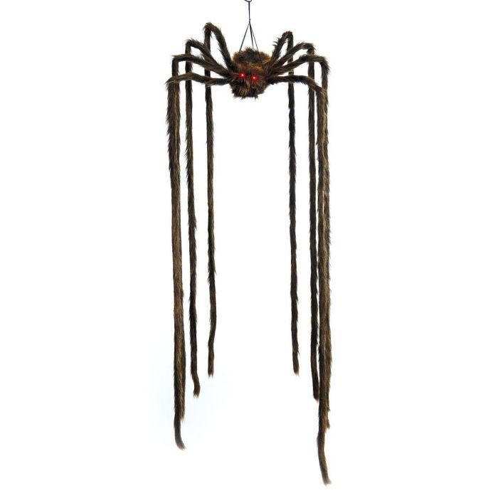 Hanging Light-Up Spider