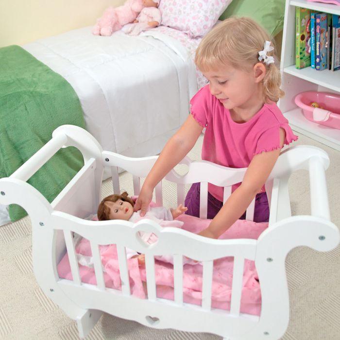 Wooden Crib by Melissa & Doug®