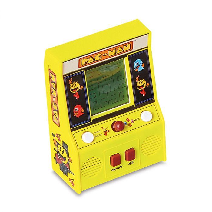 Classic Handheld Pac-Man Game