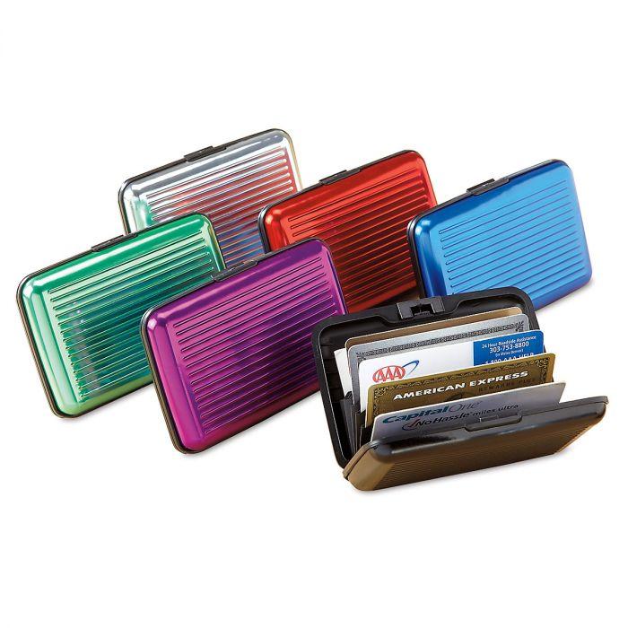 ScanSafe Wallet