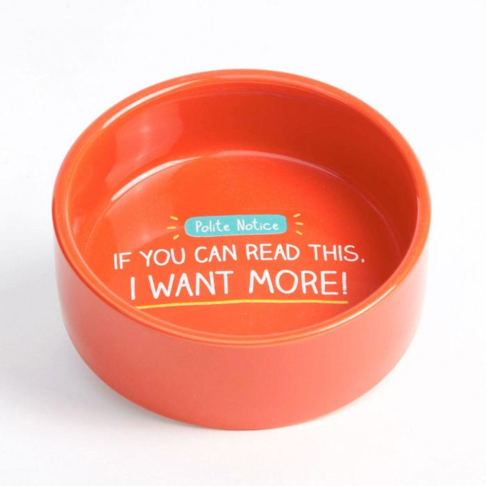 Small Dog Bowl by Wild & Wolf