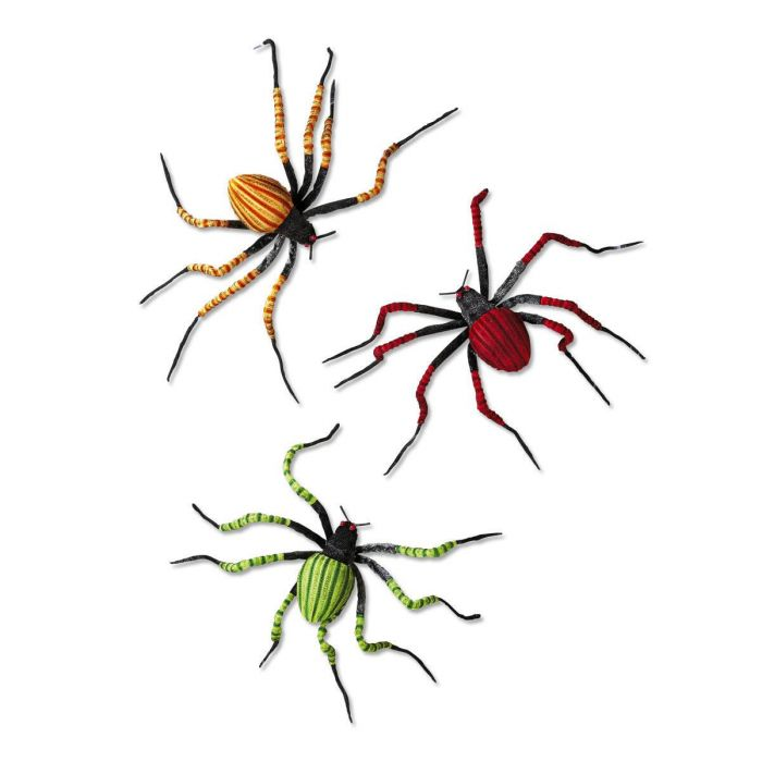 Large Posable Spider