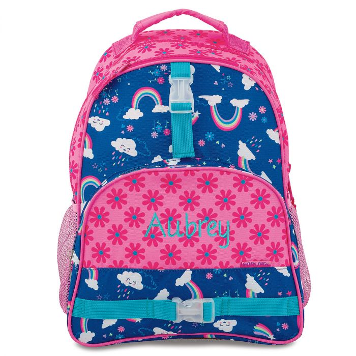Personalized Rainbow Backpack by Stephen Joseph®