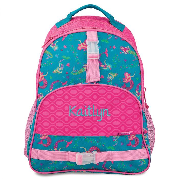 Personalized Mermaid Backpack by Stephen Joseph®