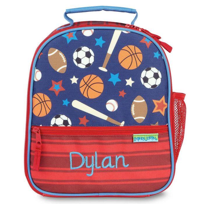 Sports Lunch Bag by Stephen Joseph®