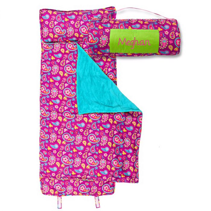 All-Over Paisley Print Nap Mat by Stephen Joseph®