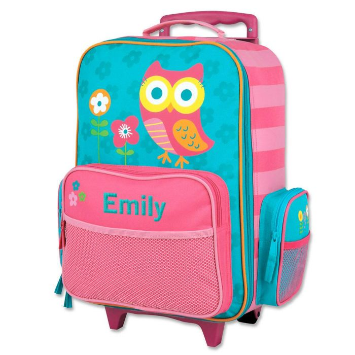 "Owl 18"" Rolling Luggage by Stephen Joseph®"
