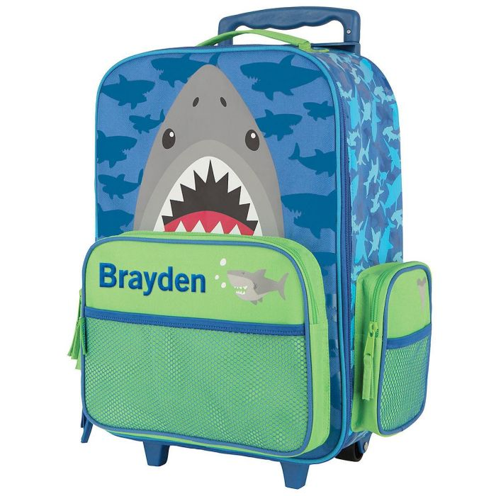 Shark Rolling Luggage by Stephen Joseph®