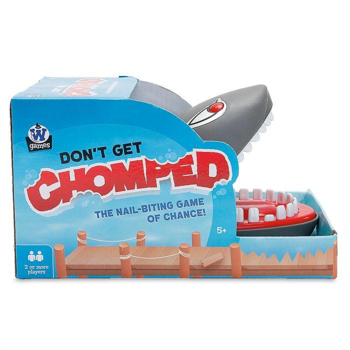 Chomping Shark Game