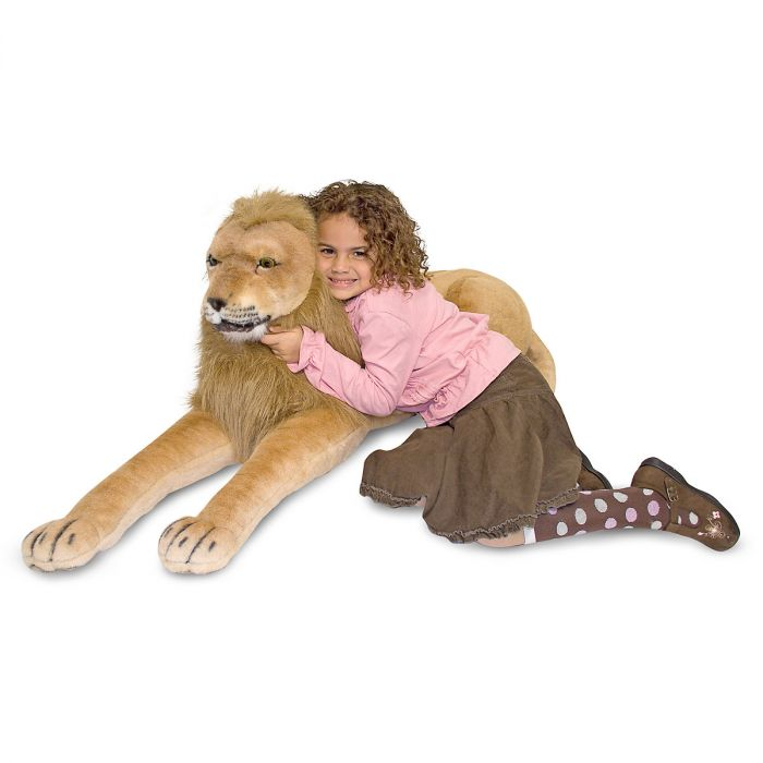 Giant Plush Lion by Melissa & Doug®