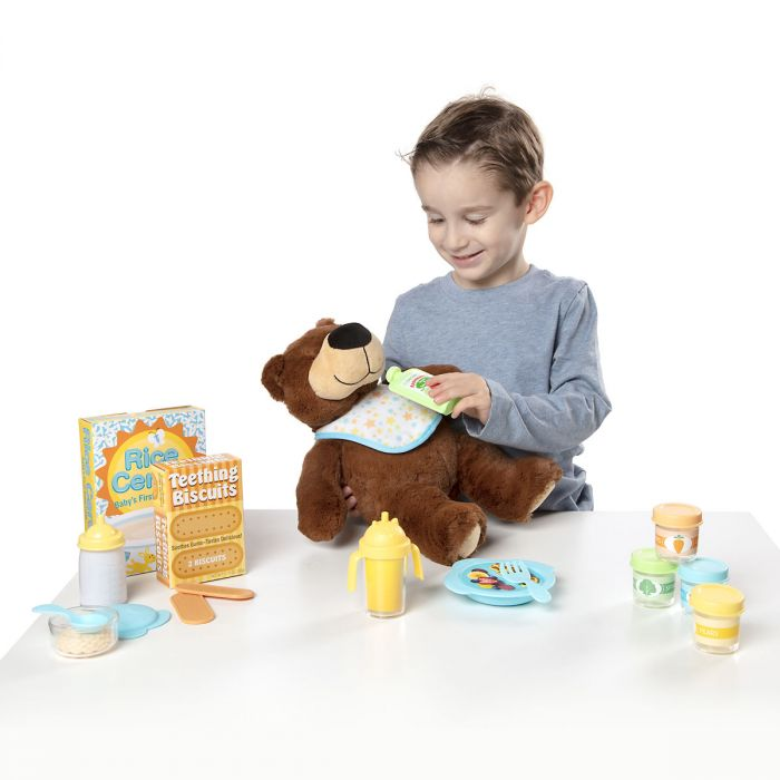 Mealtime Playset by Melissa & Doug®