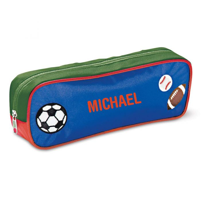 Sports Ball Pencil Case