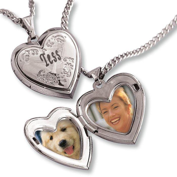 Personalized Love Locket