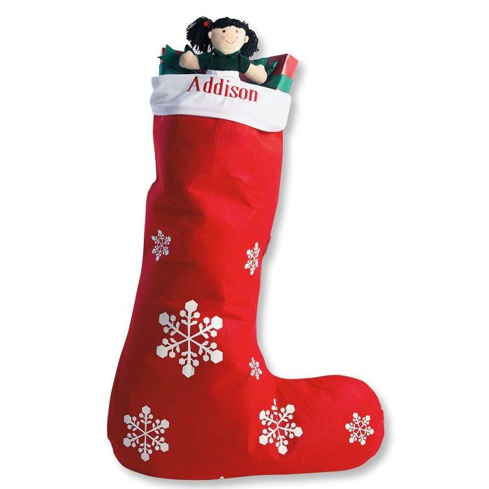 Jumbo Personalized Christmas Stocking