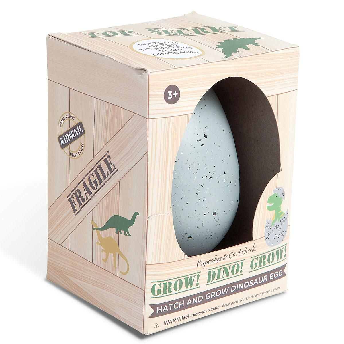 Growing Dinosaur Egg by Two's Company