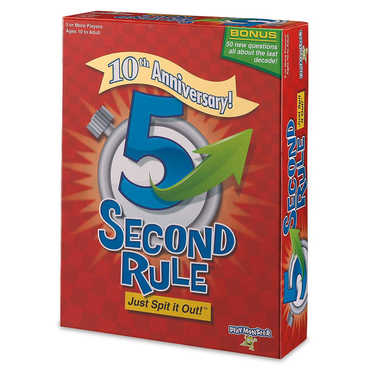 5-Second Rule 10th Anniversary Edition