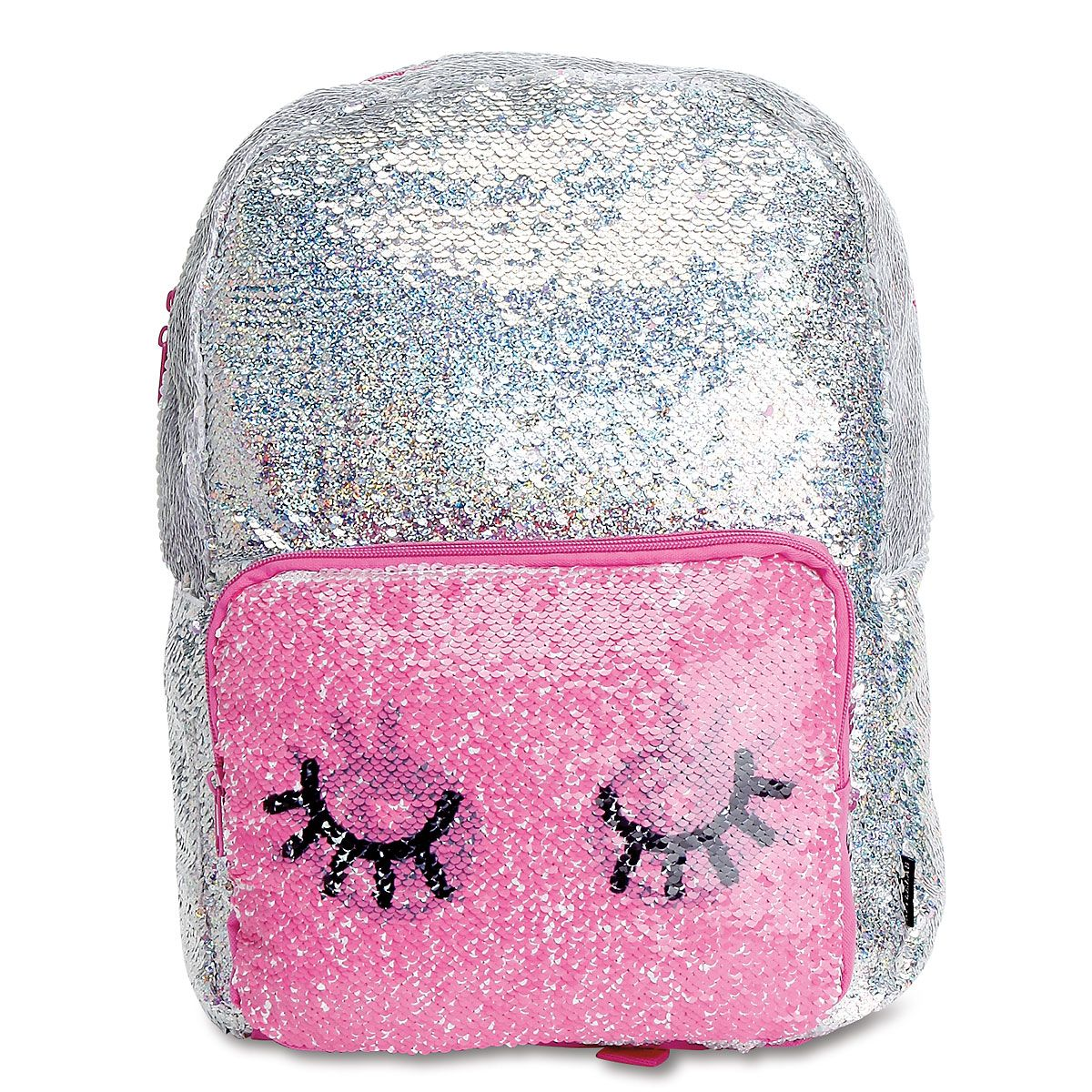 Sequins Backpack with Magic Reveal Feature