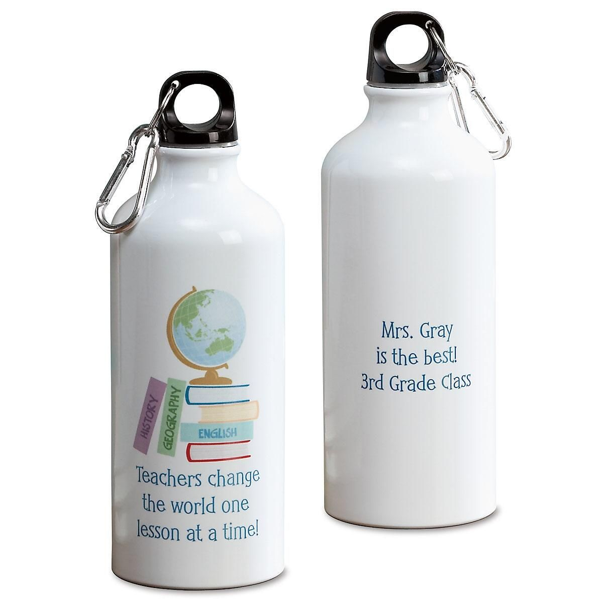Teacher Lessons  Water Bottle